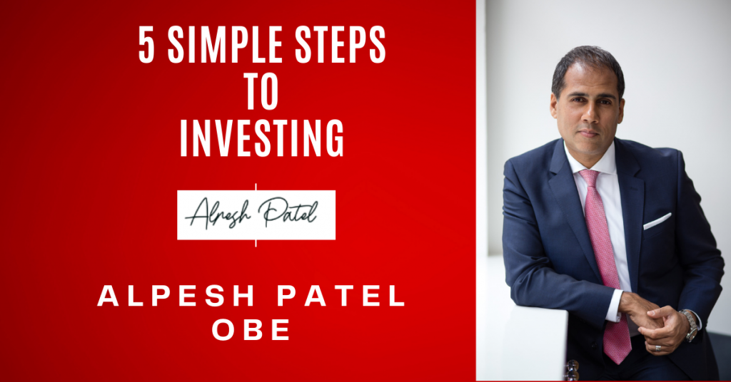 5 Simple Steps to Investing