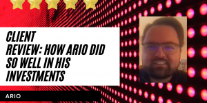 Ario found The Great Investments Programme clear and straightforward