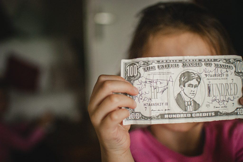 A little financial education, you can set your kids on the right path.